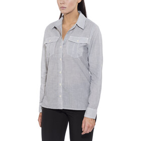 Patagonia Lightweight A/C Buttondown Women sprinkle: navy blue